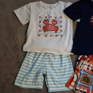 Other - Set of 2 boys size 5/6 boutique sets
